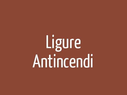 Ligure Antincendi