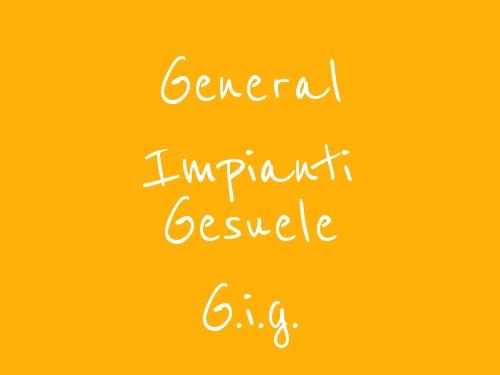 General Impianti Gesuele G.i.g.