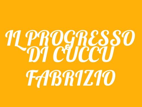 Il Progresso Di Cuccu Fabrizio