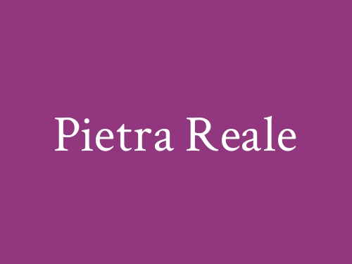 Pietra Reale