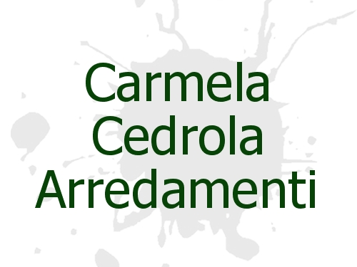 Carmela Cedrola Arredamenti