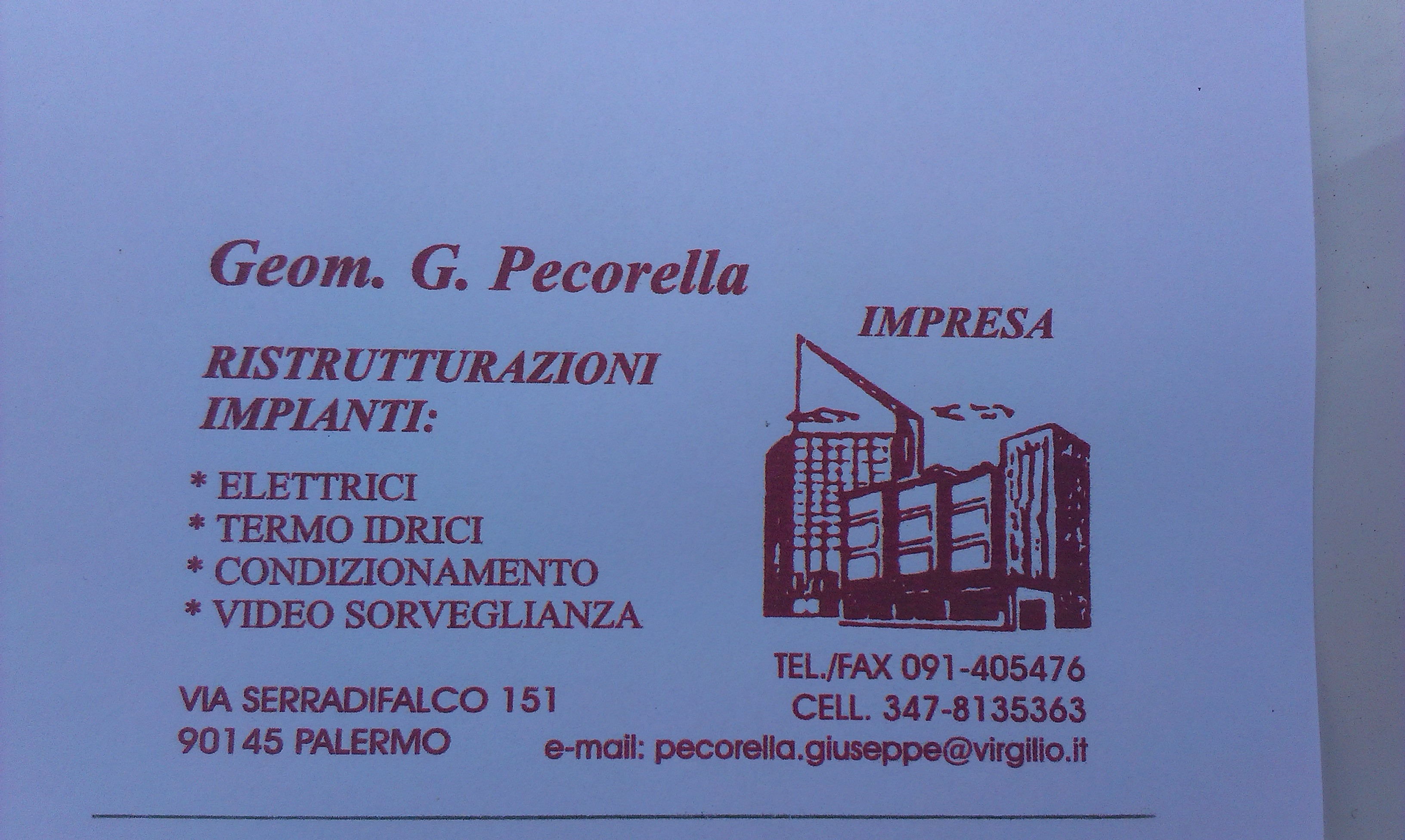 Pecorella Geom. Giuseppe