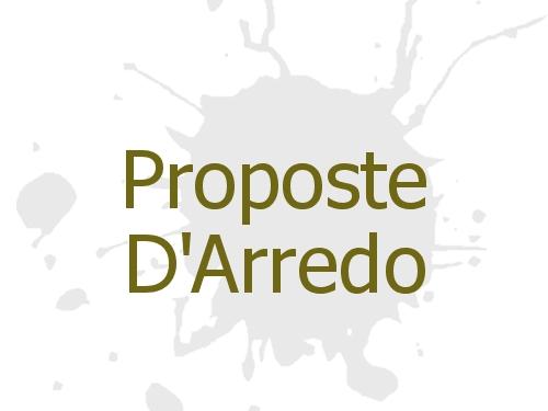 Proposte d'Arredo