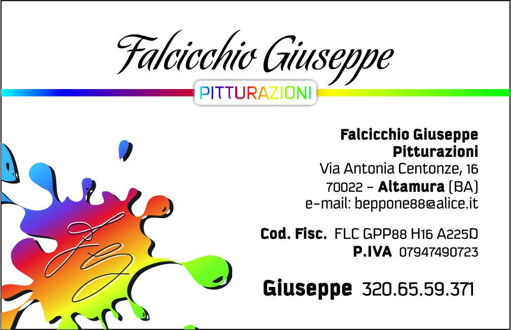 Falcicchio Giuseppe Pitturazioni