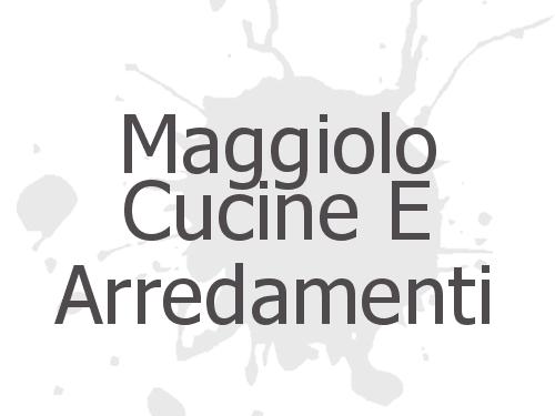 Maggiolo Cucine e Arredamenti