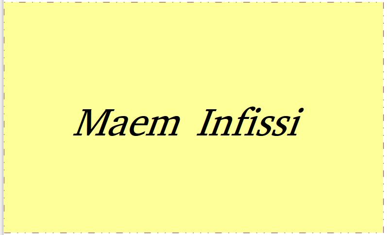 Maem Infissi di Nicosia Marino