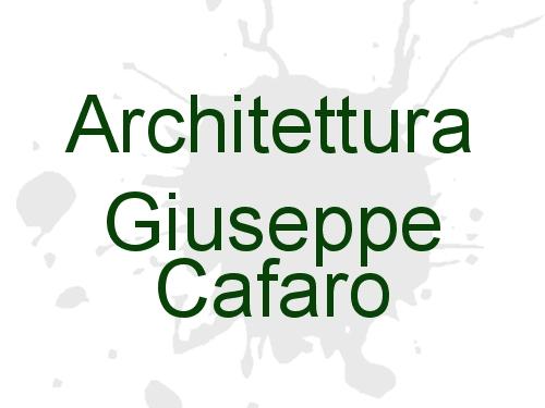 Architettura Giuseppe Cafaro
