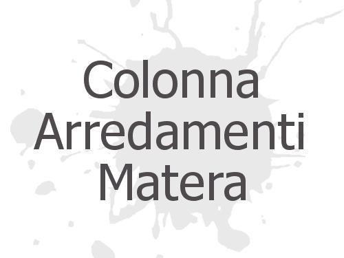 Colonna Arredamenti Matera
