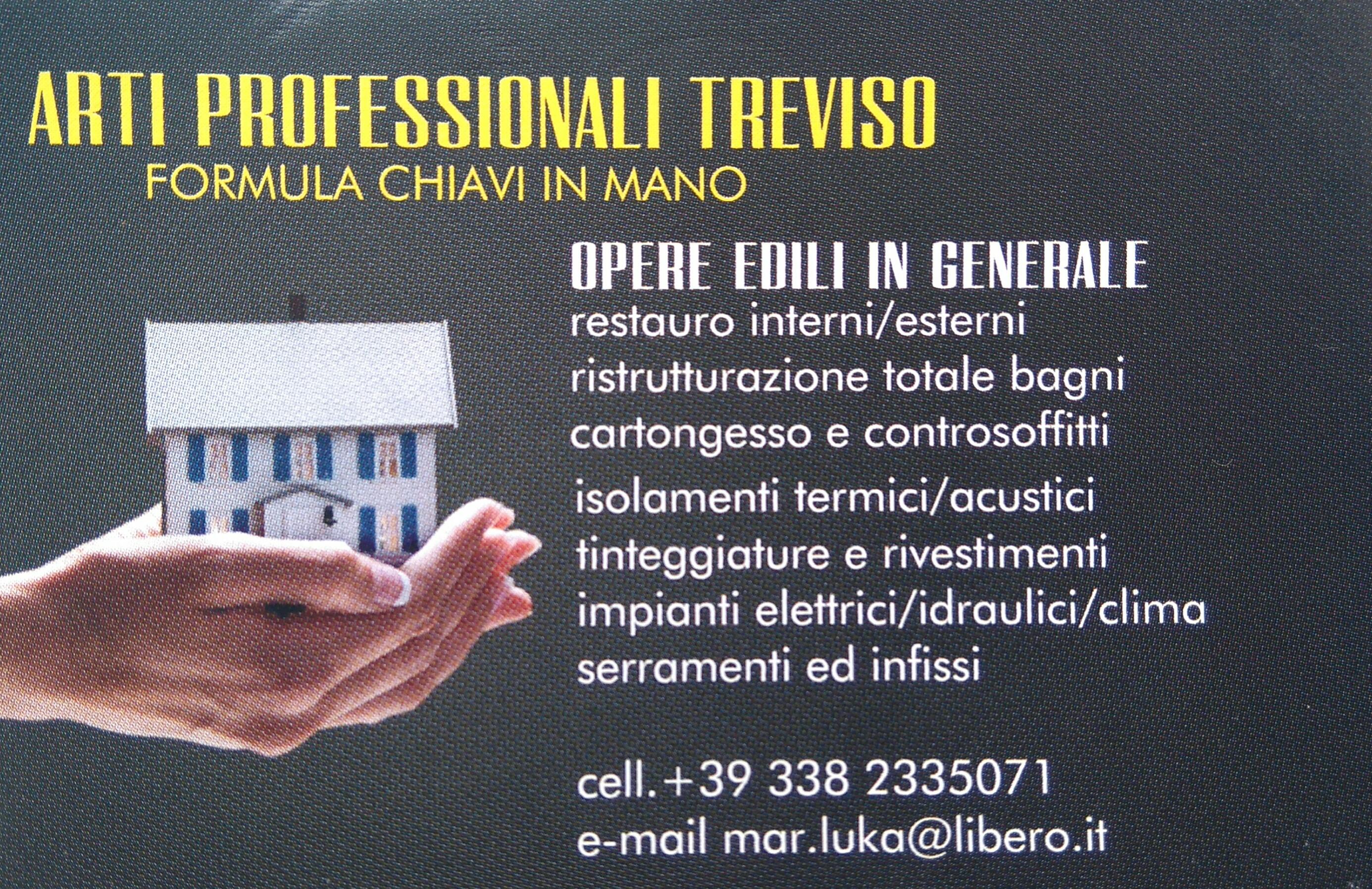 Arti Professionali Treviso
