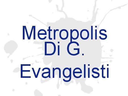Metropolis di G. Evangelisti