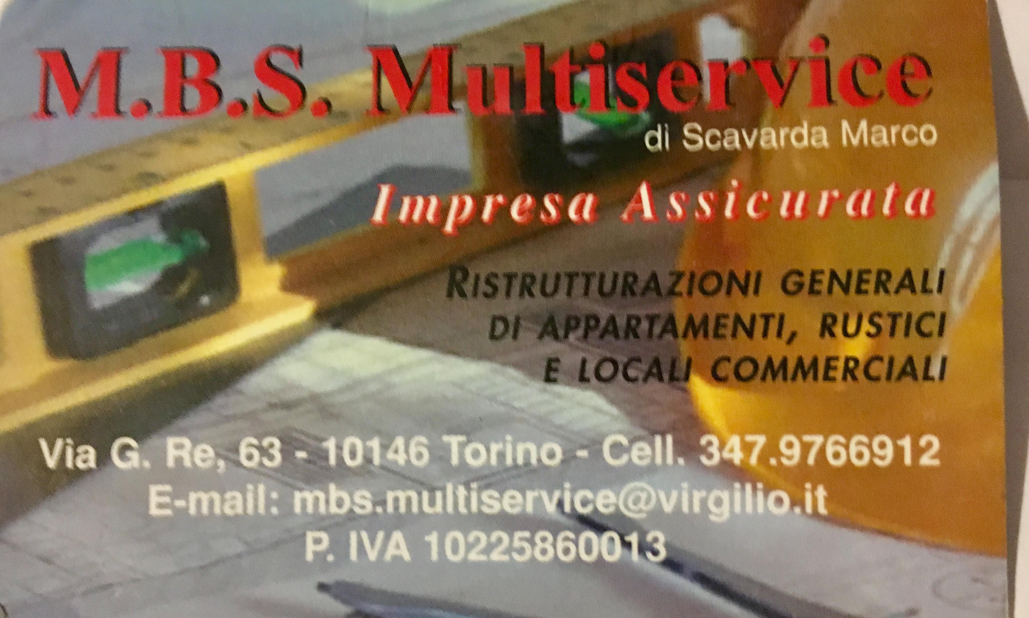 M.b.s.multiservice
