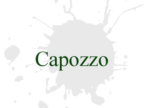 Capozzo