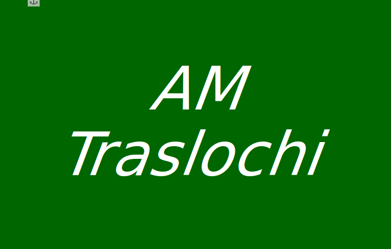 AM Traslochi snc