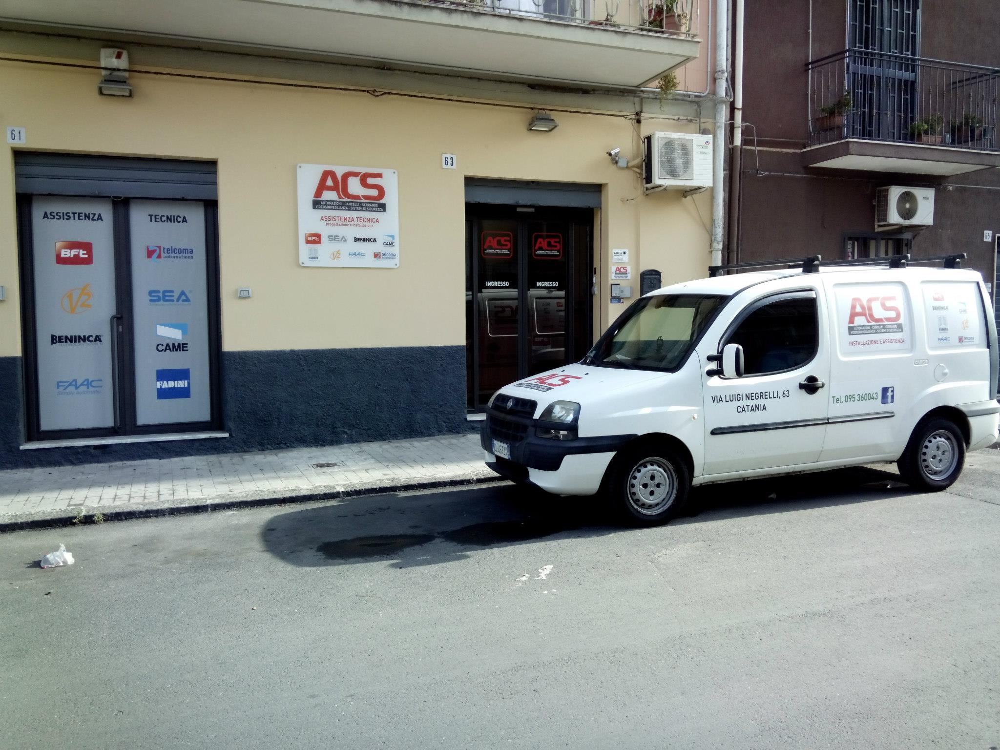 Acs Automazioni Cancelli Serrande Di Anzalone Gaetano