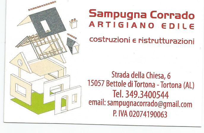 Sampugna Corrado Artigiano Edile