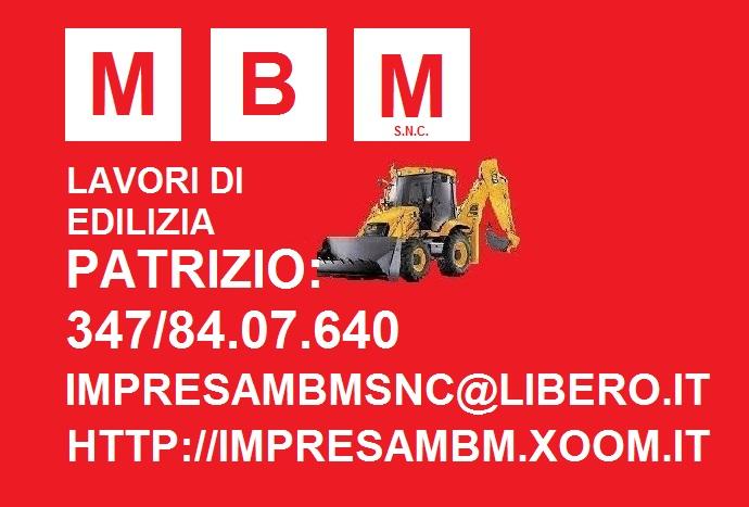 Impresa Mbm Snc