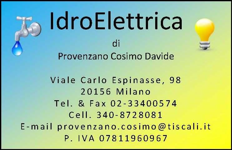 IdroElettrica di Provenzano Cosimo Davide