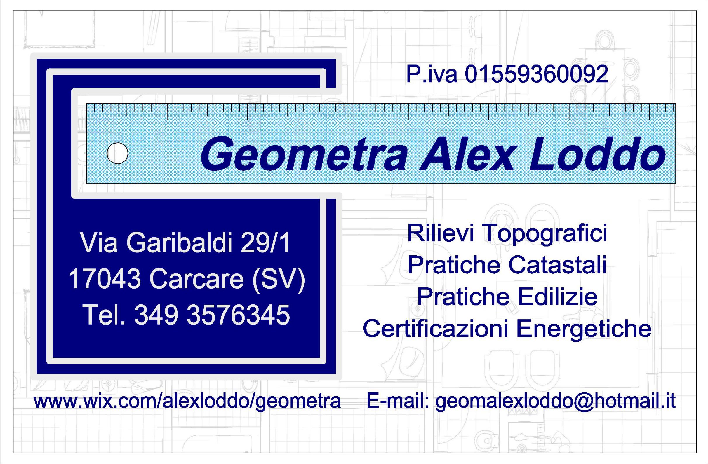 Geometra Alex Loddo