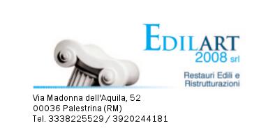 Edilart2008 Srl