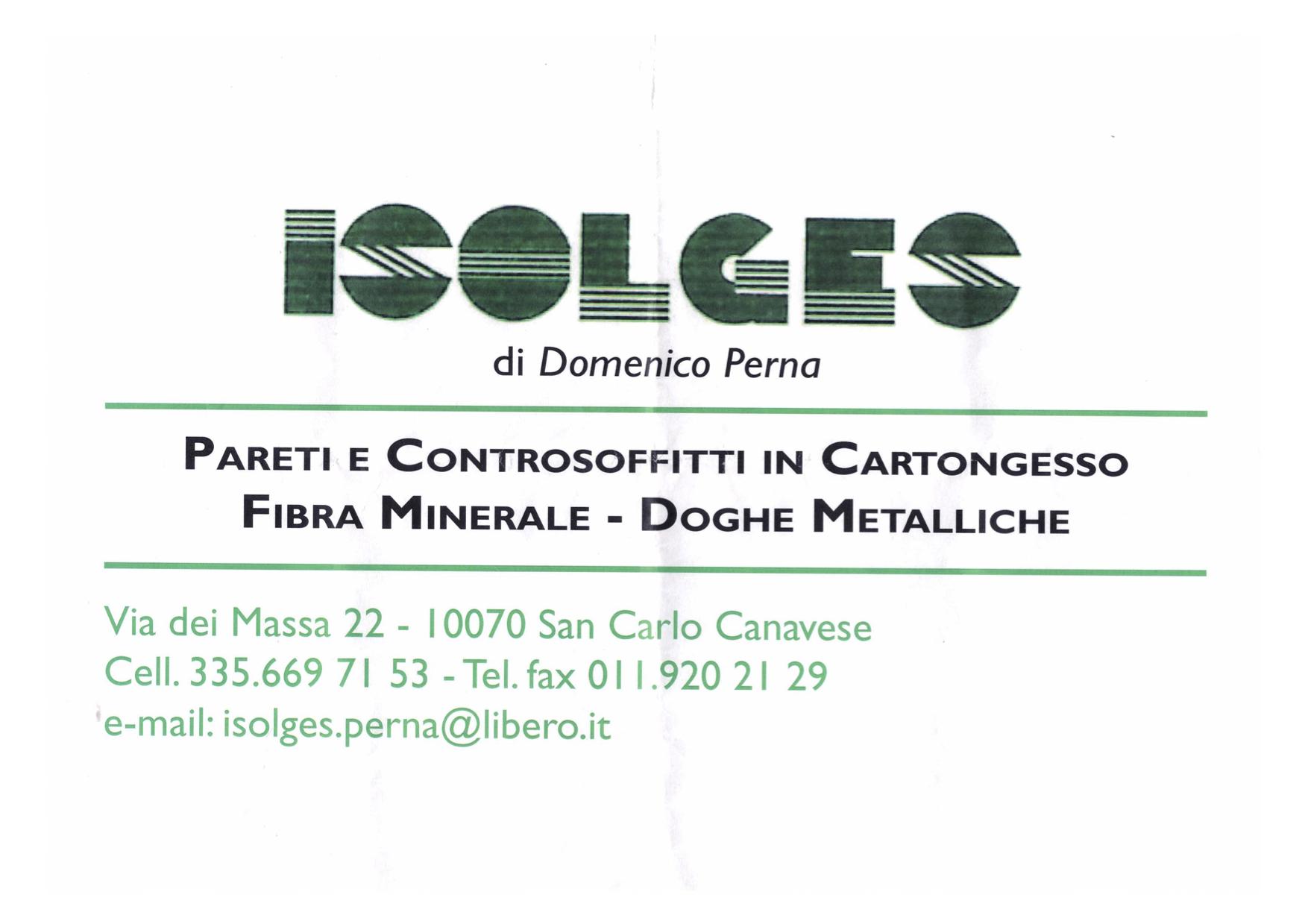 Isolges Di Perna Domenico