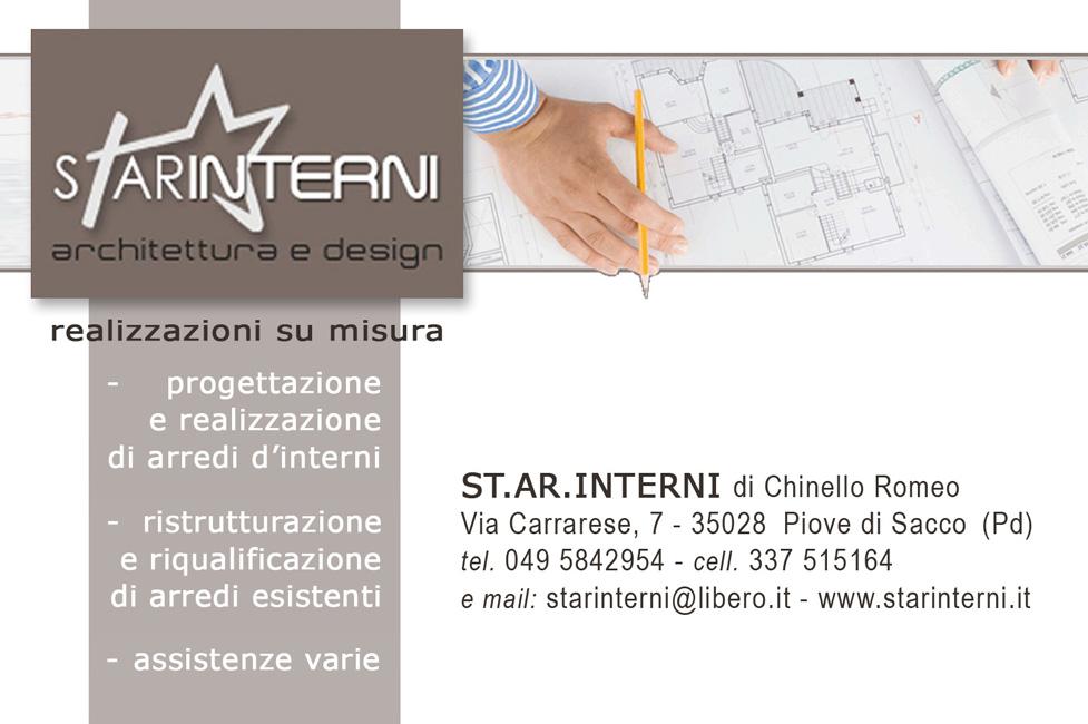 ST.AR.INTERNI di Chinello Romeo