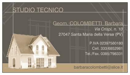 Studio Tecnico Barbara Colombetti