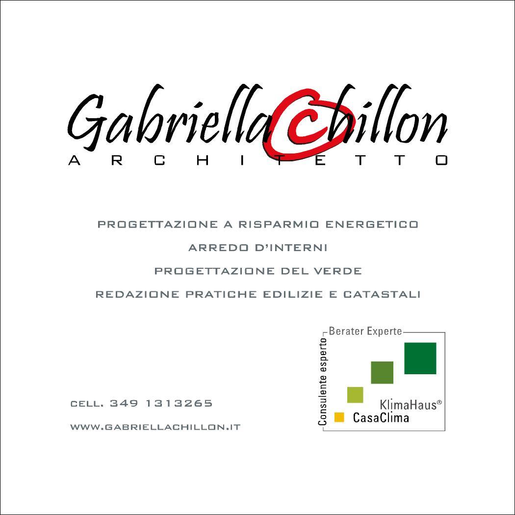 Gabriella Chillon Architetto