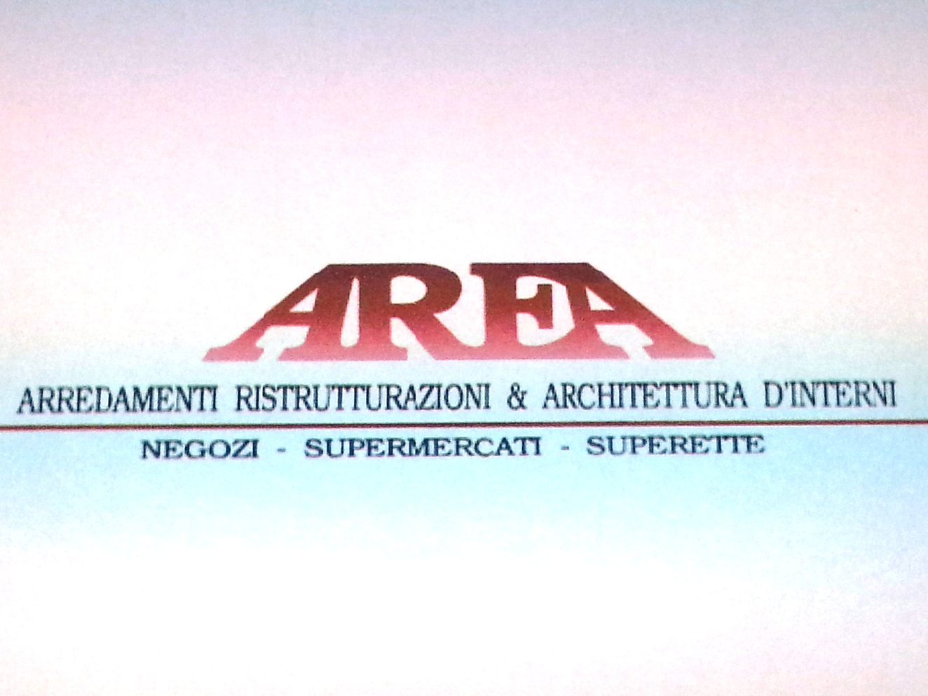 AREA S.A.S.