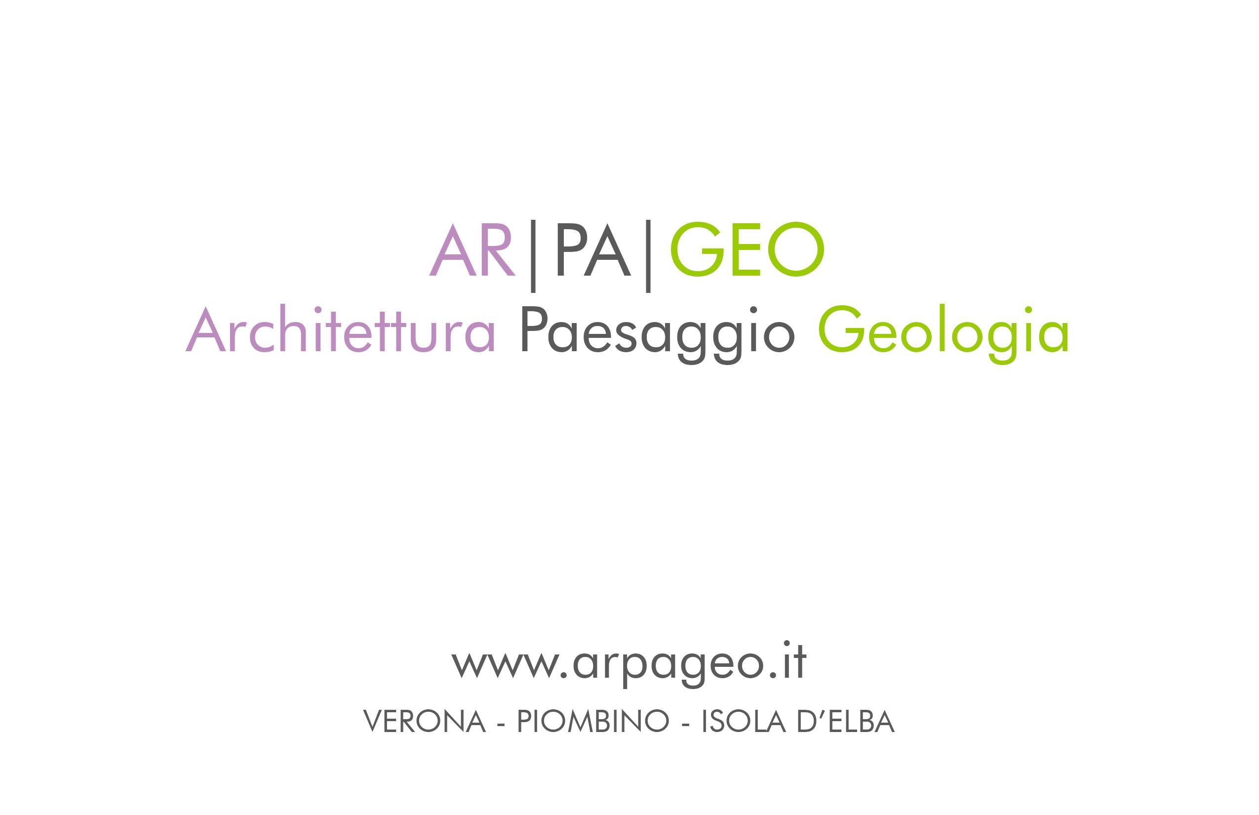 Studio AR|PA|GEO Architettura Paesaggio Geologia