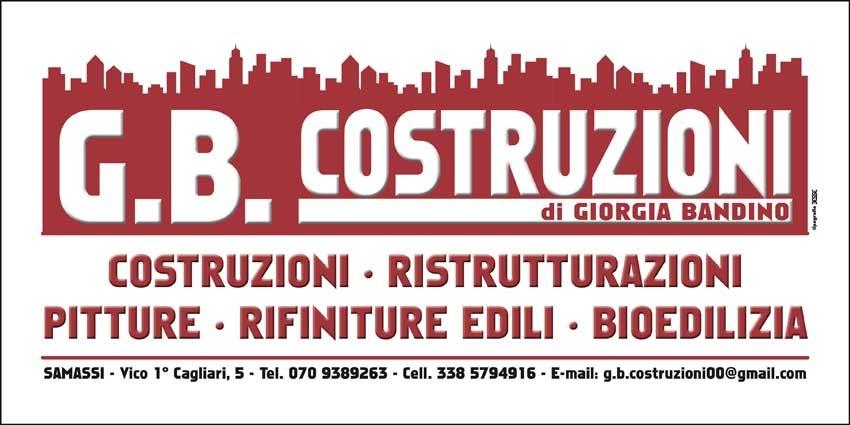 G.b. Costruzioni Di Giorgia Bandino
