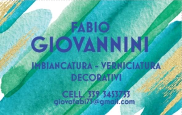 Imbiancatura E Verniciatura Fabio Giovannini