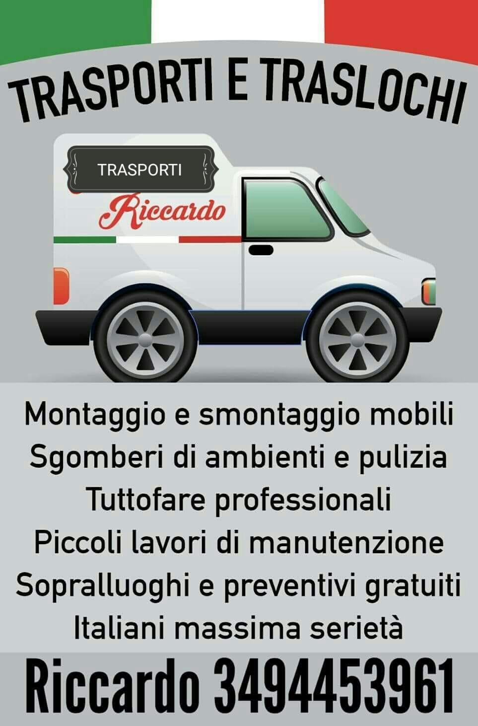 Riccardo Trasporti e Traslochi
