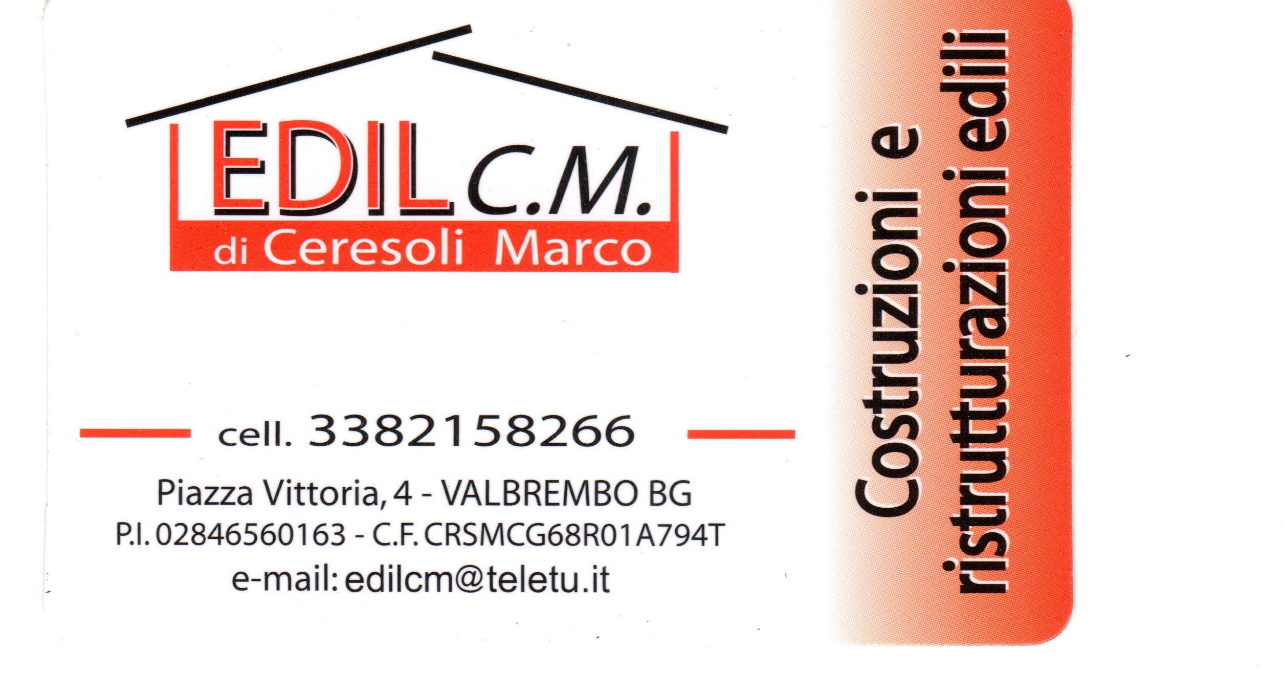 Edil C.m. Di Ceresoli Marco