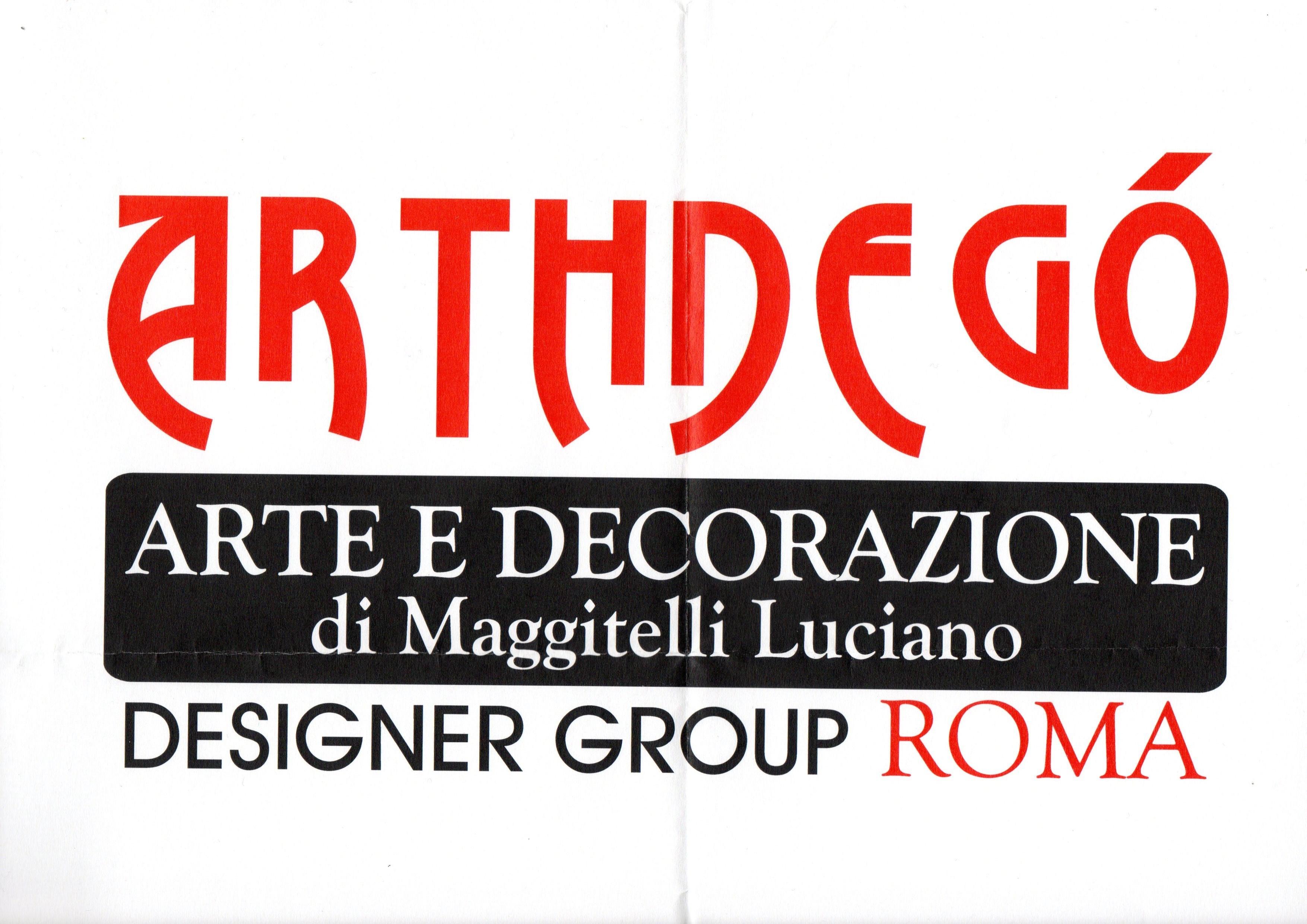 Arthdego' Arte E Decorazione Designer Group Roma