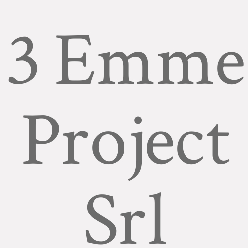 3 Emme Project Srl