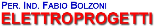 Per. Ind. Fabio Bolzoni-elettroprogetti