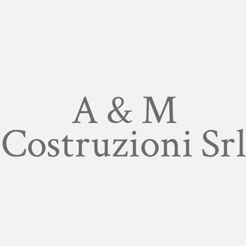 A & M Costruzioni Srl