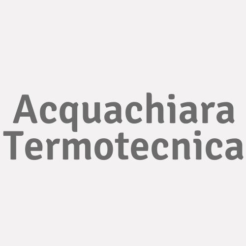 Acquachiara Termotecnica