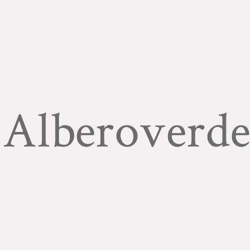 Alberoverde