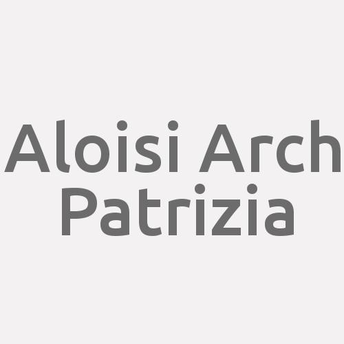 Aloisi Arch Patrizia