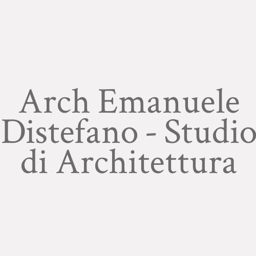 Arch. Emanuele Distefano - Studio Di Architettura