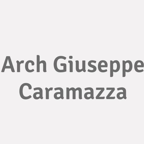 Arch. Giuseppe Caramazza