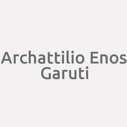 Arch.attilio Enos Garuti