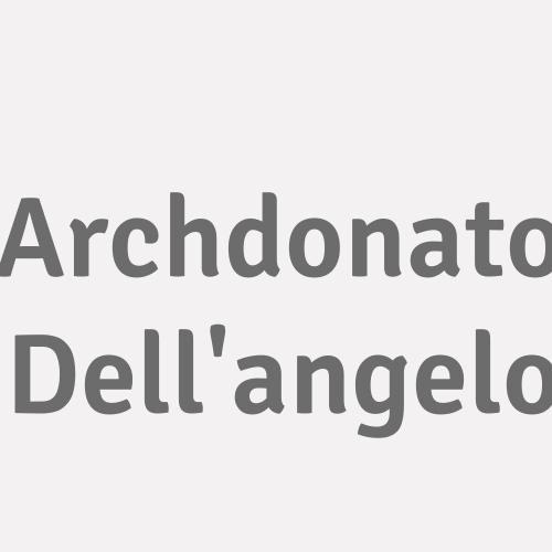 Arch.donato Dell'angelo