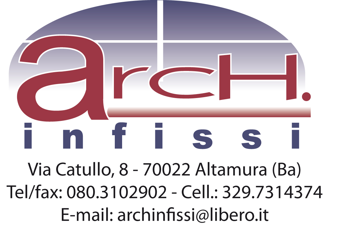 Arch. Infissi