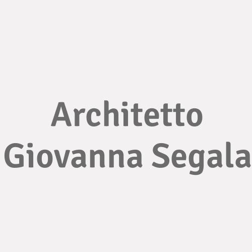 Architetto Giovanna Segala