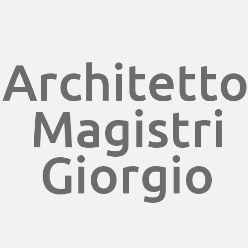 Architetto Magistri Giorgio
