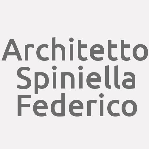 Architetto Spiniella Federico