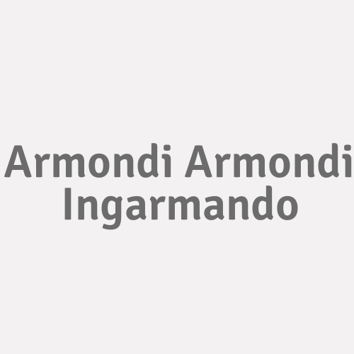 Armondi Armondi Ingarmando