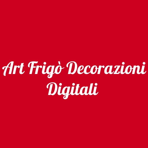 Art Frigò Decorazioni Digitali